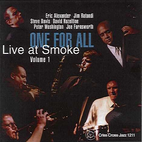 "Read ""Live at Smoke- Volume 1"" reviewed by"