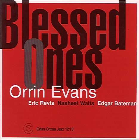 Image result for orrin evans blessed ones