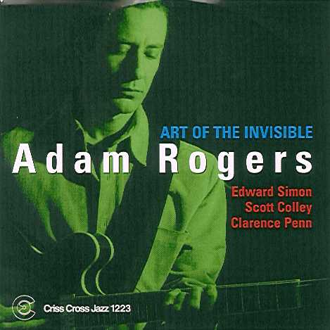 Adam Rogers: Art of the Invisible